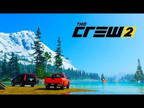 Поехали в Горы к Деду - The Crew 2