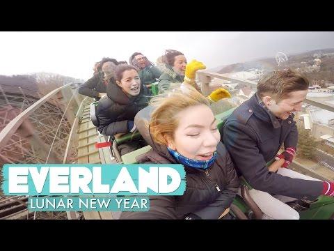Lunar New Year @ Everland   Korea