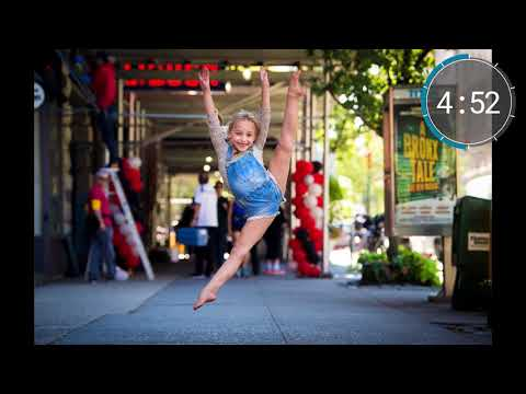 Dance Moms Lilly K Takes the 10 Minute Photo Challenge