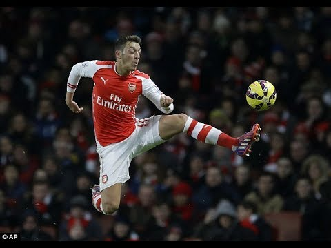Mesut Özil • Best Ball Controls & First Touches Ever  2009-2016