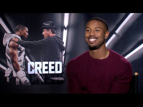 CREED interviews - Michael B. Jordan, Stallone, Coogler, Tessa Thompson