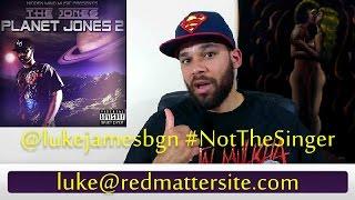 The Jones - Planet Jones 2 Mixtape Review (Overview + Rating + Indie)