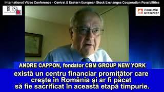"""""""Bursele din Europa Centralăşi de Est trebuie să-şi creeze propria clasă de active"""""""