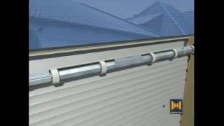 Инструкция по установке роллетных гаражных ворот Hormann RollMatic