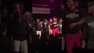 """DDG performs """"ICE ICE"""" (CHICAGO PERFORMANCE)"""