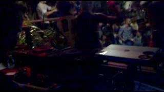 Marc Houle (LIVE) @ Fluid Club Summer Garden - 26 Giugno 2010 - closes his set[HQ]