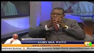 Citizen Nipashe Mahojiano Juu Ya Ujio Wa Baba Mtakatifu