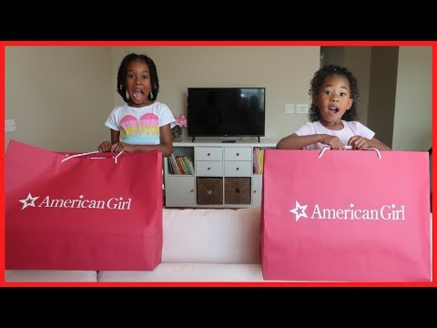 We Got American Girl Dolls💖