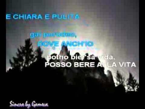 BERTOLI TAZENDA - Spunta La Luna Dal Monte VideoKaraoke By Gameva.mp4