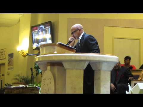 Bishop Richard Young Pt 1  CT District Council of the PAW 2013 Spring Session