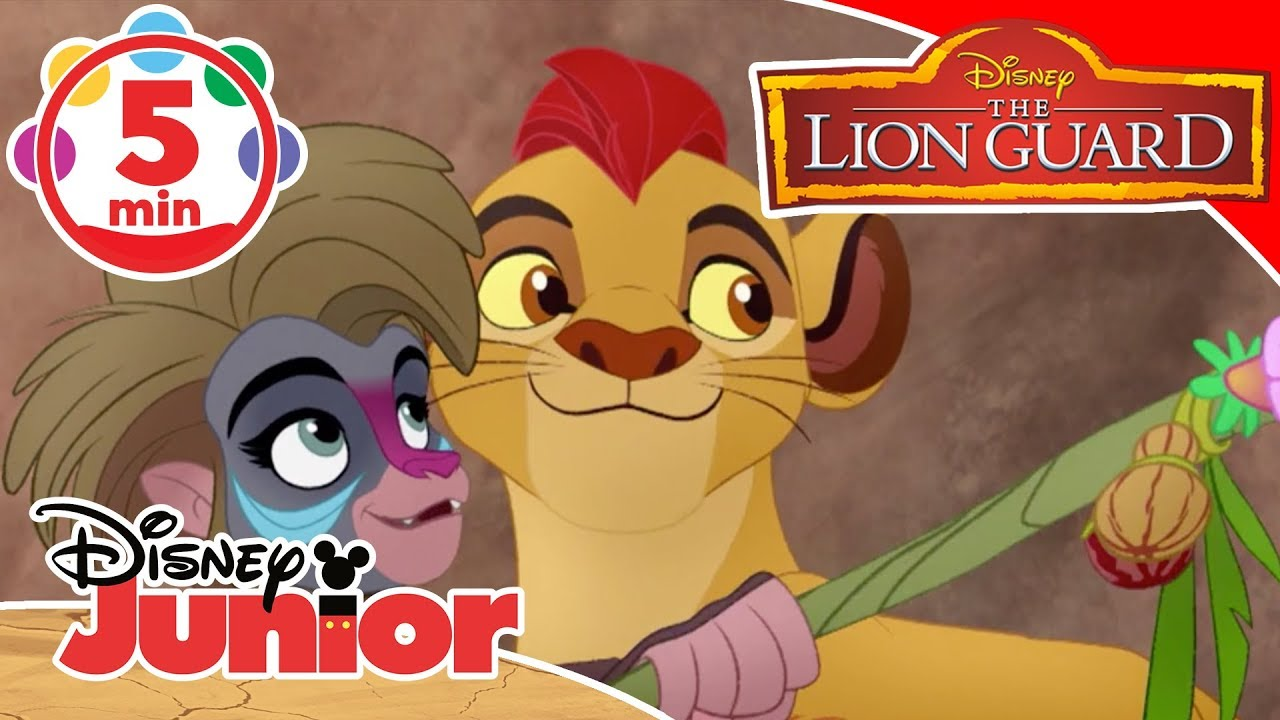 The Lion Guard | Songs From Special Guests