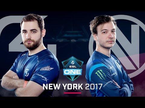 CS:GO - SK vs. EnVyUs [Cbble] - Group A - ESL One New York 2017