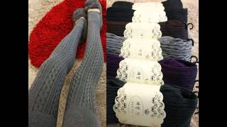 Collection Of Wool Leggings | Wool Pants Collection For Women Romance