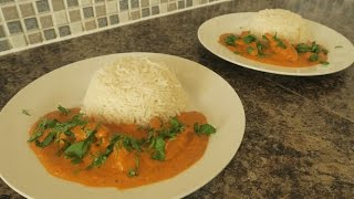 Recette 25: Butter chicken (indian) /Poulet makhani