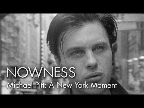 Michael Pitt in