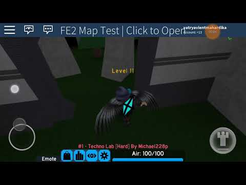 Fe2 map test techno lab by michael228p (mobile)