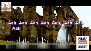 Do Lafzon Likh Di Maine Full karaoke song for female singer With lyrics