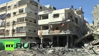 Palestine: Gazans mourn as Israeli air strikes resume thumbnail