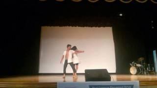 College Dance Performance | Romantic Dance | Duet dance Performance| at Tula's |Best Performance