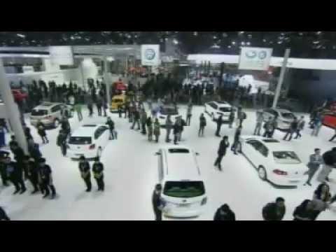 2012 - Volkswagen -  Pressekonferenz Auto China Beijing