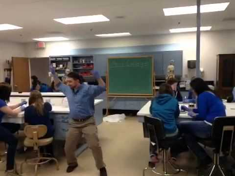 Mercy College of Ohio A&P Lab - Harlem Shake
