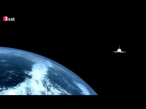 Rückstoß ins Nichts - Raketenantriebe funktionieren ganz nach Newton