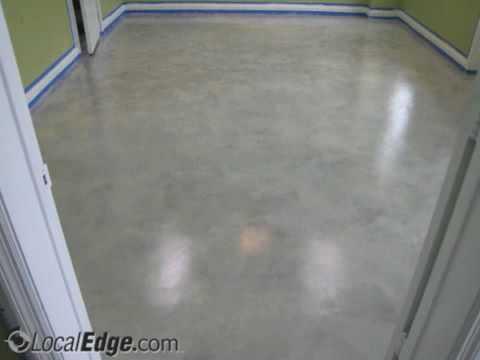 Creative Concrete Designz.net / Polishing