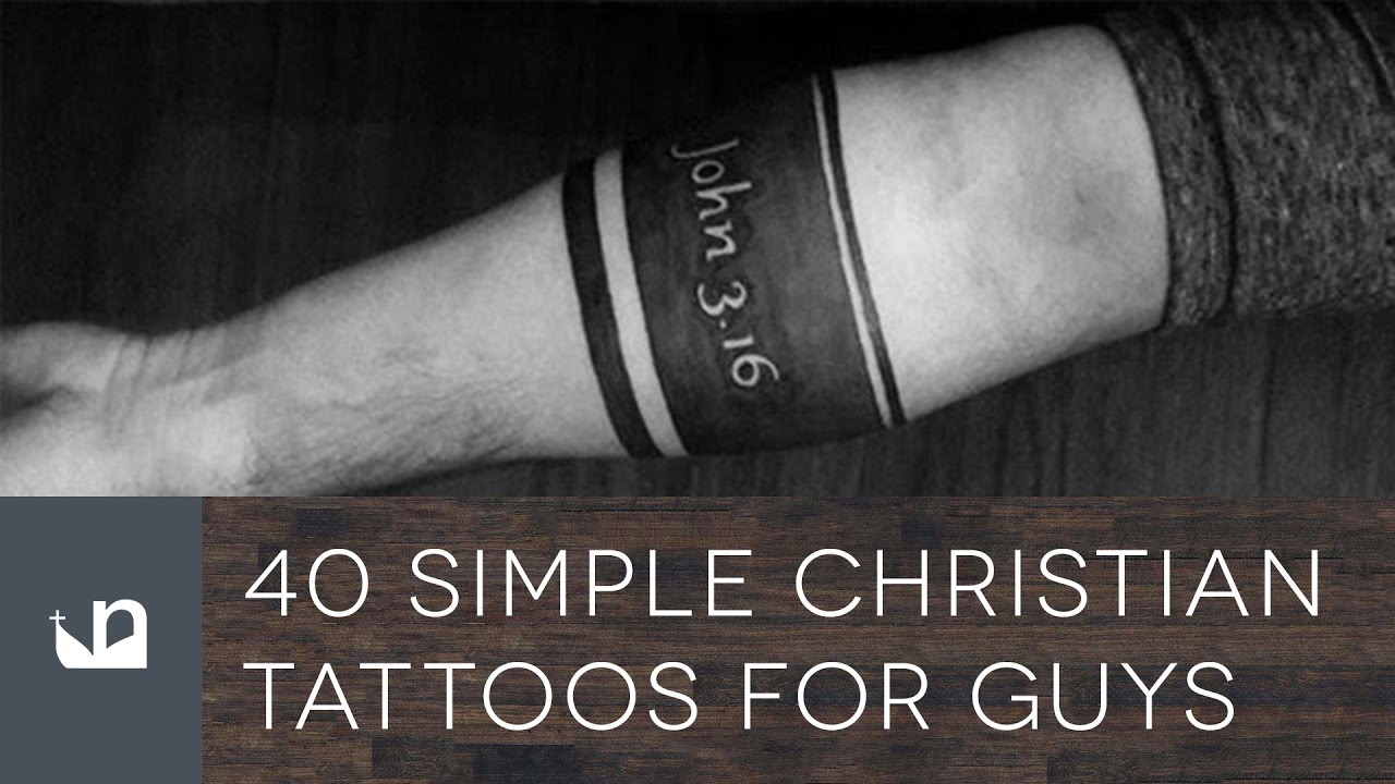 images 40 Awesome Simple Tattoos For Men – Spectacular Design Ideas