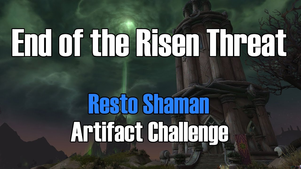 end of a risen threat shaman guide youtube