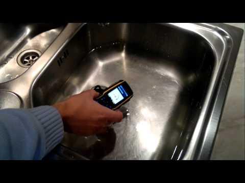 Sonim XP1300 Core - liquid test