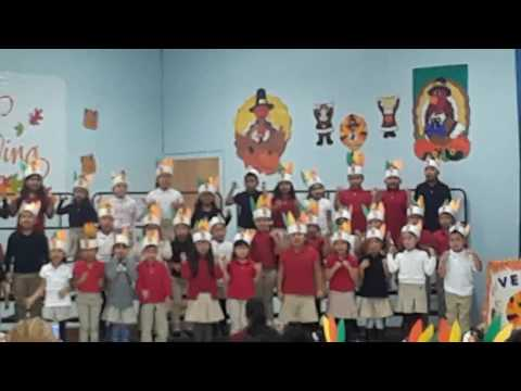 Thanksgiving at the red bank primary school 2017