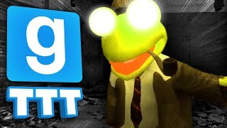 SCPs ARE BREAKING THE GAME!   Gmod TTT