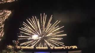 fireworks in stara zagora, new year 2015