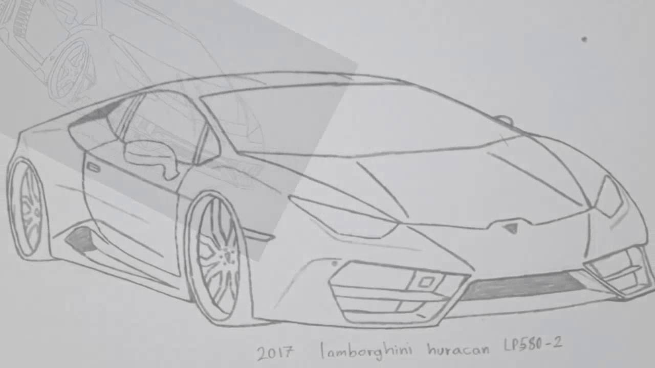 Italian Super Car Drawing Pictures Wissam Tuning Youtube