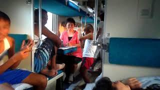 Прикол в поезде (Казахстан)