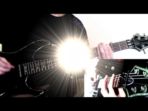 Five Finger Death Punch  Coming Down  Guitar   LucasCMusic