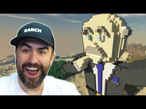 i-built-dr-phil-in-minecraft!-(ranch!)