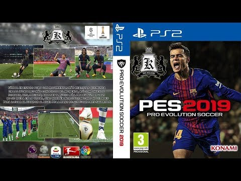 PES 2019 (PS2) Winter Transfers (Pes Killers) DOWNLOAD ISO