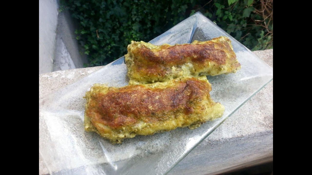 Cuisine italienne roulade de lasagne pesto champignons - Youtube cuisine italienne ...