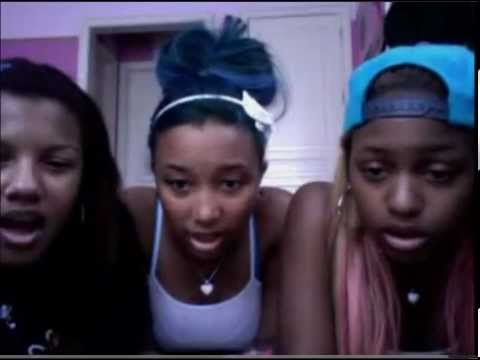 OMG Girlz-Wassupo!,The Girls Acting Out A Skit, Them Dancing