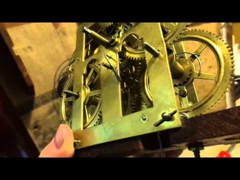 Restoring The 1846 Chauncey Boardman Clock Part 3 FINALE!
