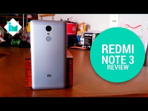 Xiaomi Redmi Note 3 - Review en español