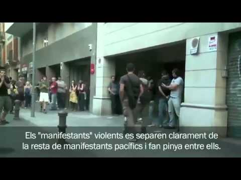 spanish revolution - agent provocateur