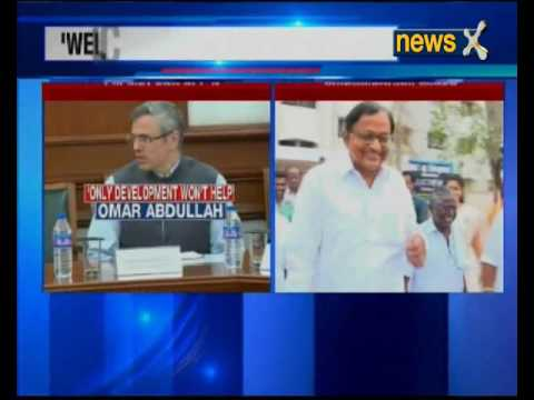 P. Chidambaram backs NDA'S J&K roadmap