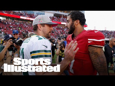 Could Colin Kaepernick Replace Packers' Aaron Rodgers After Injury? | SI NOW | Sports Illustrated