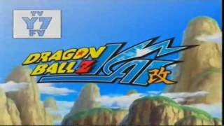 Dragon Ball Z KAI Nicktoons Opening HD
