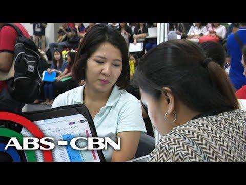 Government Job Fair Ng CSC Dinagsa Ng Libo-libong Aplikante   TV Patrol