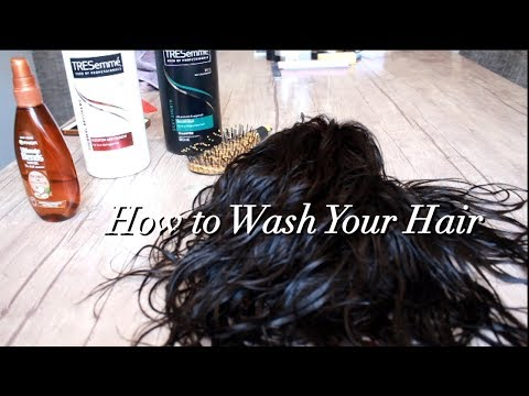 Tutorial: How To Wash Your Wigs/Weaves | SOUTH AFRICAN YOUTUBER