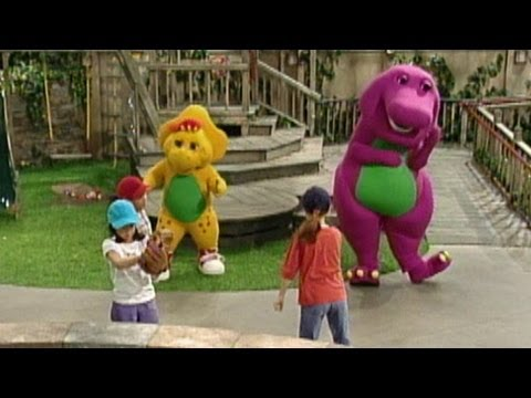 Barney And Friends Puppy Love Episode 4 German Oznoz Youtube
