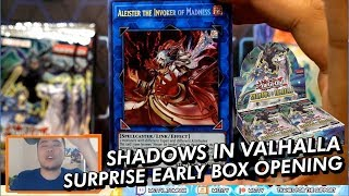 Shadows in Valhalla EARLY BOX OPENING - ft machdragon's BOX